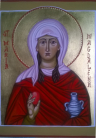 Santa Maddalena (cm 20x25)