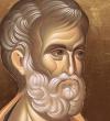 Pietro apostolo (particolare)