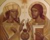 SOPHIA OF JESUS CHRIST (2015, 60x55)
