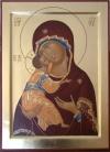 Madre di Dio di Vladimir (da Rublev)