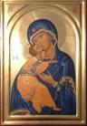 Madre di Dio di Vladimir (versione blu)