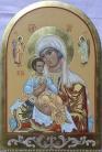 Madre di Dio (cm 20x30 2013)