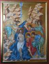 Battesimo di Gesù (2014, cm 51x65,5)