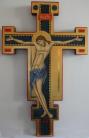 Croce astile sec. XIII (cm 60x38 2013)
