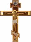 Croce Parrocchia Ss. Angeli Custodi Milano (cm 250x180, 2016)