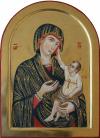 Madonna di Crevole da Duccio di Buoninsegna (2017)