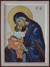 Madre di Dio (da Chora cm 30x40, 2012)