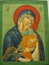 Madre di Dio di Yaroslavl (cm 20x30)