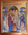 Presentazione di Gesù al Tempio (2018, cm 40x50)