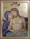 Cristo sposo (per mano di Maria Crespi Marciandi)