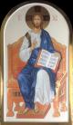 Cristo in Trono (per mano di Paola Morandi)