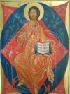 Cristo tra le Potenze  (per mano di Paola Morandi)