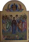 Ascensione (per mano di Giovanni Raffa)