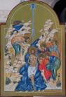 Battesimo di Gesù (per mano di Giovanni Raffa)