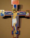 Crocefissione (Christus Patiens) per mano di Rosario