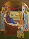 Natività di Maria (per mano di Vittoria Caccia)
