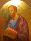 San Paolo (per mano di Letizia Dovichi, cm 70x100)