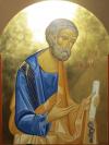 San Pietro (per mano di Lia Vitale, cm 70x100)