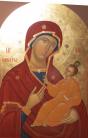 Madre di Dio (per mano di Maria Marciandi, cm 70x100)
