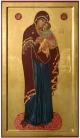 Madre di Dio della tenerezza (per mano di Giuliano Melzi cm 45x80)