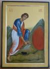 Mosè al Roveto Ardente (per mano di Mara Zanette)