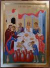 Nozze di Cana (per mano di Maria Teresa Battilana)