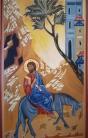 Gesù entra in Gerusalemme