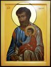 Giuseppe con Gesù