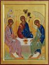 Trinità (da Rublev)