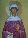 Daria santa martire romana (particolare)
