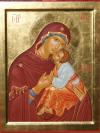 Madre di Dio della tenerezza (cm 30x40)