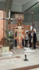 Crocifisso Santa Maria Madre della Chiesa - parrocchia di Bresseo - Treponti Benedizione