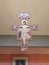 Crocifisso Santa Maria Madre della Chiesa - parrocchia di Bresseo - Treponti