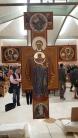 Crocifisso Santa Maria Madre della Chiesa - parrocchia di Bresseo - Treponti - Benedizione