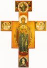Crocifisso Santa Maria Madre della Chiesa - parrocchia di Bresseo - Treponti (retro)