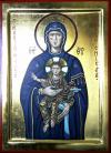 Madre di Dio (da Santa Sofia Istanbul), 2019