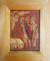 Pastores-de-Belén-Acrílico-sobre-madera-Inspirado-en-el-arte-románico-31x38-min