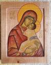 Virgen-de-la-Ternura-Acrílico-Sobre-madera-20x26-min