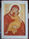 Virgen-de-la-Ternura-Temple-al-huevo-sobre-madera-de-cedro-25x35-min
