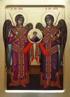 Gabriele e Michele arcangeli