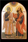 PETER AND PAUL (50x38)
