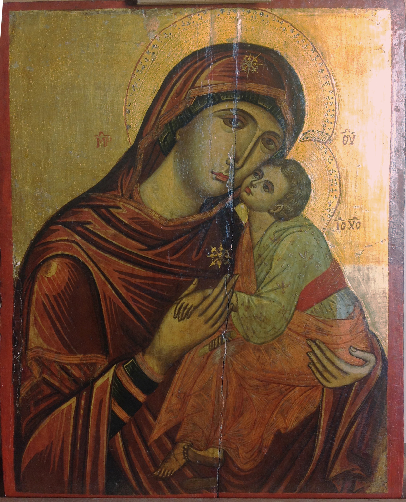 00 madre di dio san matteo antica