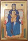 Madre di Dio in trono (2015)