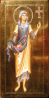 Rosa-santa-patrona-della-città-di-Viterbo