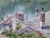 Mount-Athos-Hilandar-Monastery-St-Tryphon-Church_watercolor_29x39cm_2014