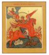 San Michele arcangelo condottiero