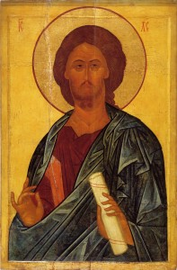 Cristo Pantocratore (Rostov)